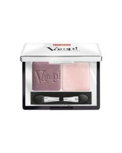 Pupa Vamp! Compact Duo Eyeshadow 003 Soft Mauve