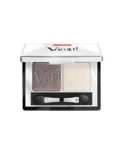 Pupa Vamp! Compact Duo Eyeshadow 008 Cream Taupe