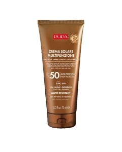 Pupa Multifunction Sunscreen Cream Spf 50 75 Ml